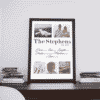 Family Personalised Family Gallery Photo Print