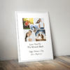 Personalised Heart Photo Print