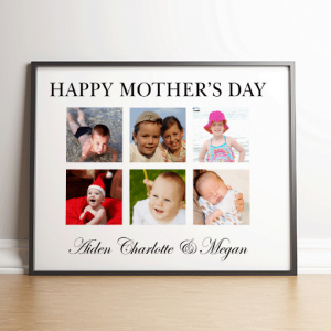 Gifts For Her Happy Mother's Day Gift Print