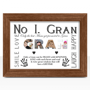 Personalised GRAN Photo Gift