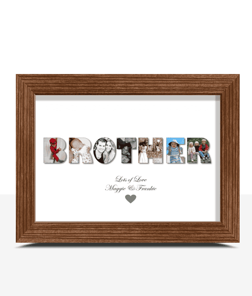 Brother Personalised BROTHER Photo Gift