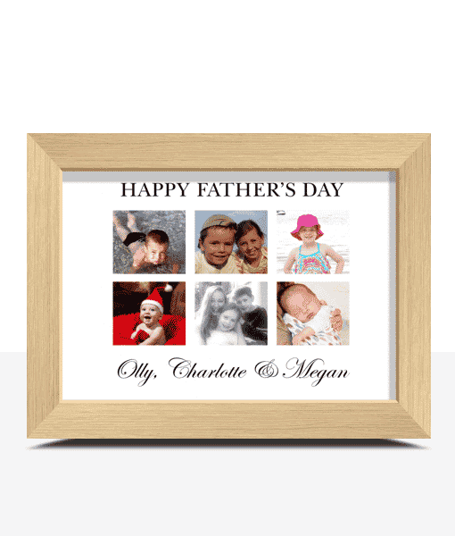Happy Father's Day Gift Print