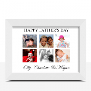 Fathers Day Gifts Happy Father's Day Gift Print