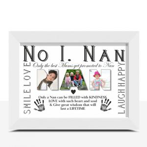 Personalised NAN Photo Gift