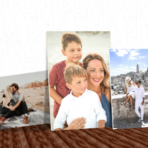 Simple Photo Canvas Print