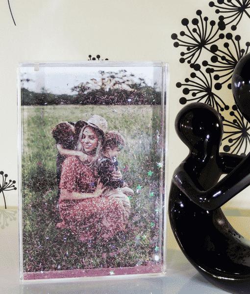 Wedding Confetti Photo Blocks