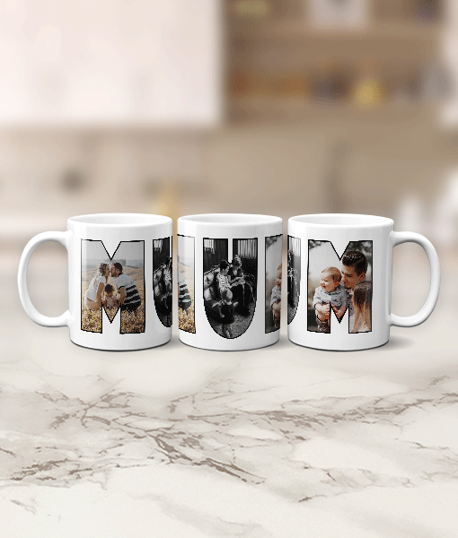 MUM Photo Mug Gifts For Her