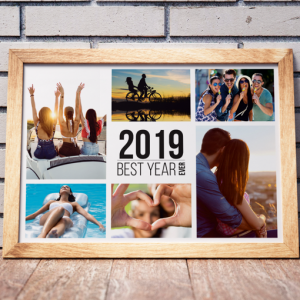 Best Year Ever Photo Print