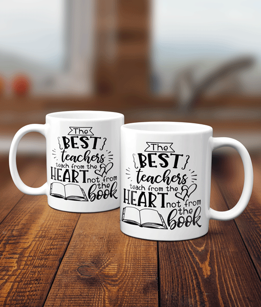 Teacher Gifts Best Teacher Mug – Teacher Gift