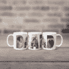 DAD Photo Mug Fathers Day Gifts