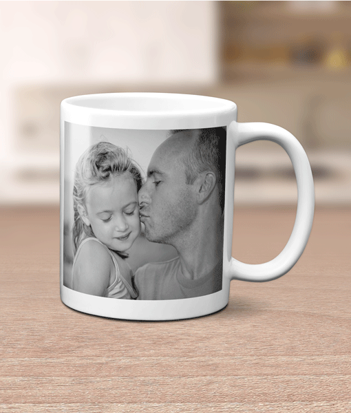 Birthday Gifts Single Photo Mug