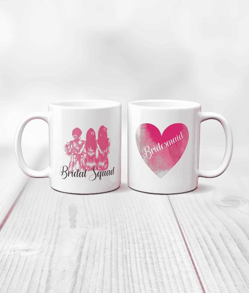 Wedding Gifts Bridal Squad – Wedding Gift Mugs