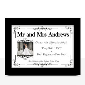 Anniversary Gifts First Year Wedding Anniversary Paper Gift