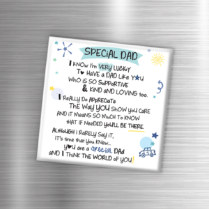 Special Dad – Fridge Magnet