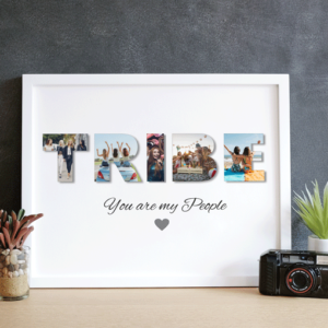 TRIBE – Personalised Photo Gift Family