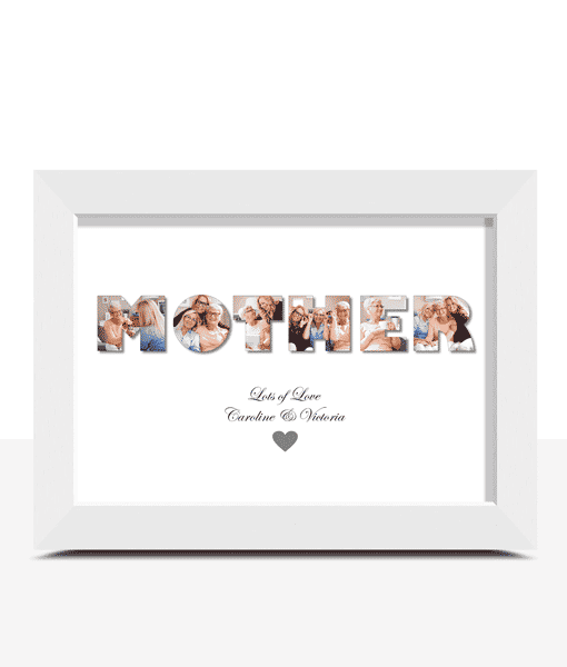 MOTHER – Personalised Photo Gift Gifts For Mum